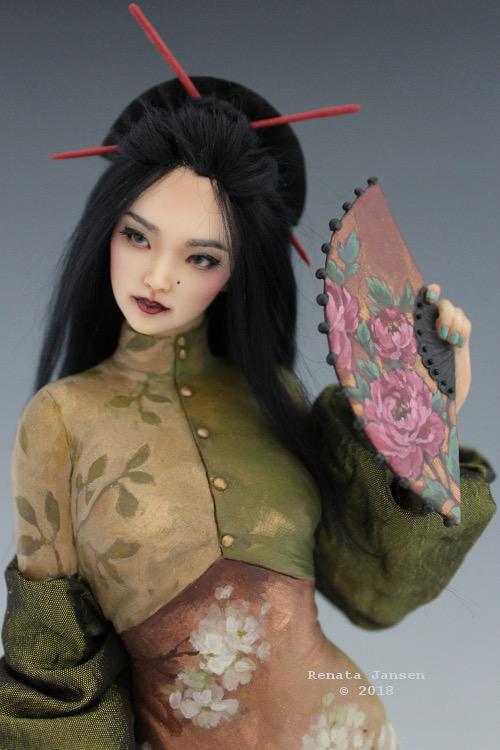 Modern geisha pictures